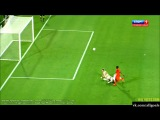 Чемпионат Европы - 2013 (U21). Россия 1 - 3 Нидерланды. Гол. Джон. 09-06-2013